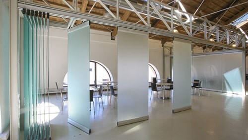 NVQ Level 2 Operable Partition