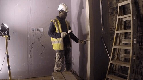 NVQ Level 2 Taping and Jointing